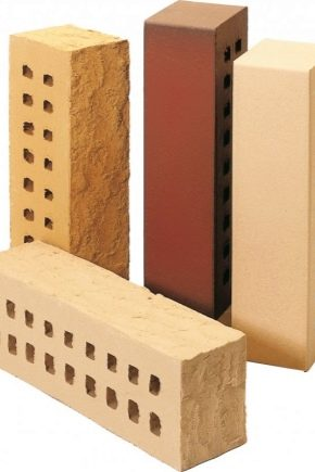 Brick: types, properties, applications