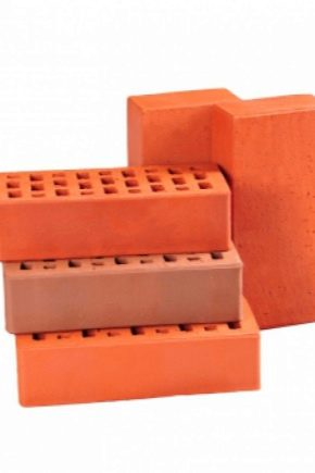 Purpose and size of single bricks