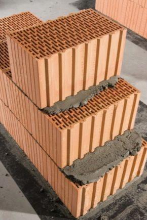 Caractéristiques et caractéristiques principales des briques poreuses