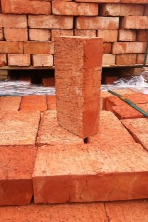 Solid brick: types, sizes and applications
