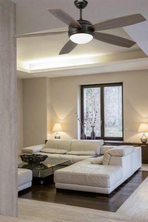 Schema Elettrico Per Ventilatore Da Soffitto : Ventilatori da soffitto con lampada illuminazione amazon