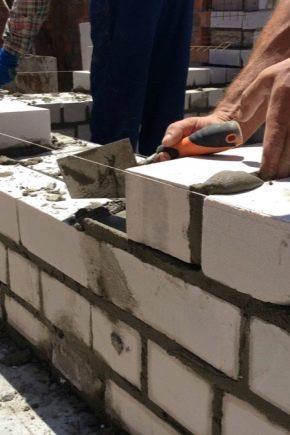 Technologie en manieren om stenen te leggen