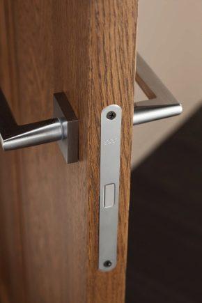 I dettagli dell'installazione di serrature magnetiche