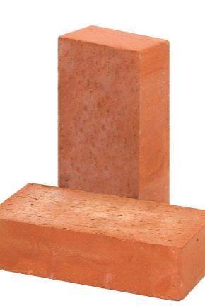 Greutatea cărămizilor roșii și modul de măsurare a acestora