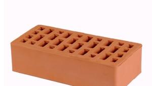 Brick 1NF - yksipintainen tiili