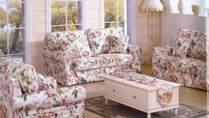 Provence sofas