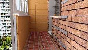 Bagaimana untuk melindungi lantai di balkoni?