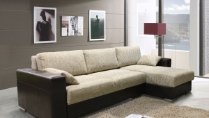 Pinskdrev sofas