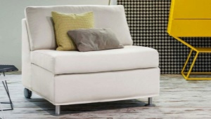 Accordion Chair Bed