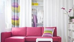 Corner sofas from Ikea
