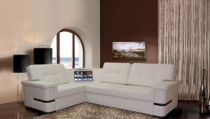Corner sofas with bar