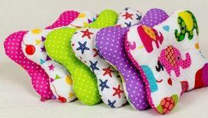 Children's orthopedic pillows