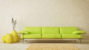 Dimensions of sofas