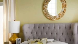 Kinds of double beds with soft headboard