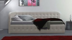 The subtleties of choosing a bed with a lifting mechanism size 90x200 cm