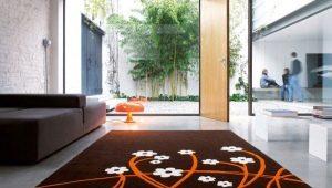 Brest carpets in the interior