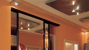 Conception des armoires dans le couloir
