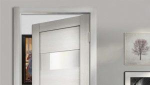 दरवाजे Velldoris: फायदे और नुकसान