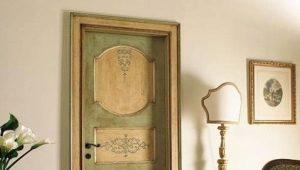 इतालवी दरवाजे: लालित्य और ठाठ