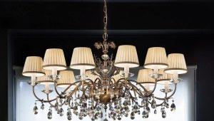 Lustres italiens: luxe et chic