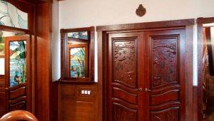 Cum de a alege ușile sculptate?
