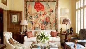 Carpets-paintings in modern design