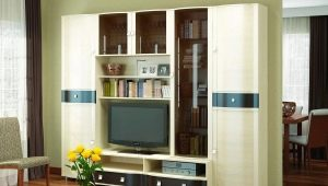 Modular furniture walls