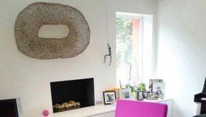 Original carpets: the most creative ideas in the interior