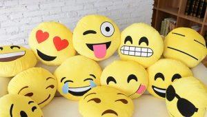 Emoticon Pillows