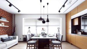 Loft style pendant lights
