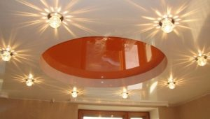 LED lights for suspended ceilings