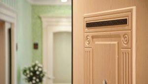 दरवाजे Intecron का चयन