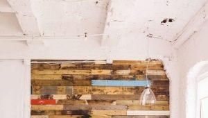 Arbre à l'intérieur de l'appartement: design naturel élégant