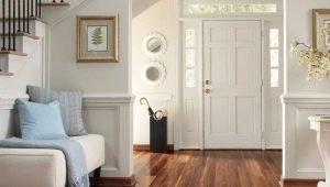 Design a hallway in a private house