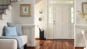Projetar um corredor em uma casa particular