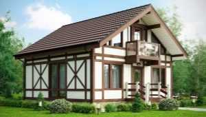 European-style half-timbered houses: advantages and disadvantages