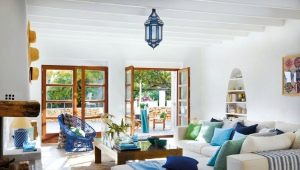 Къщи в средиземноморски стил: примери за интериори