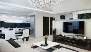 Idei pentru planificarea unui apartament cu 3 camere