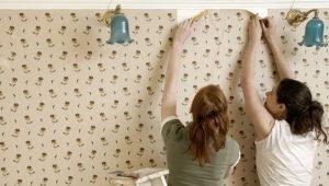 Hur man förbereder väggar för tapetering?