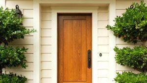 द्वार के आकार की गणना कैसे करें?
