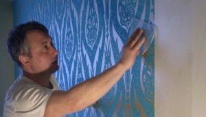 Como remover as bolhas no papel de parede depois de secar?
