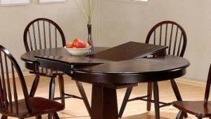 Comment choisir une table coulissante ronde?