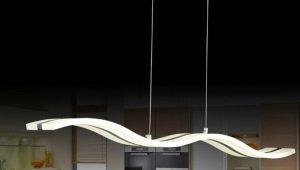 Linear LED lights