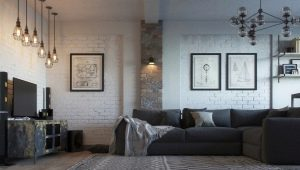 Lampadari in stile loft