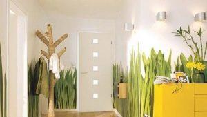 Hallway Wallpaper: Modern Ideas