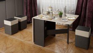Table coulissante - la meilleure option pour la maison et le jardin