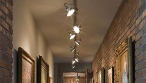 As sutilezas do design de corredores estreitos: como aumentar visualmente o espaço?