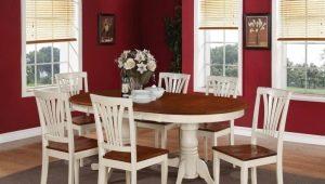 Toutes les subtilités du choix des tables et des chaises