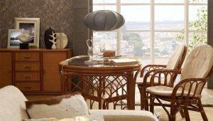 Choosing rattan chairs