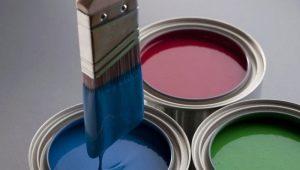 Peinture alkyde: caractéristiques de choix